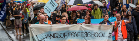 The Safe Schools Coalition, and an open letter to Malcolm Turnbull