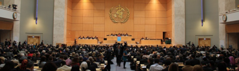 Mixing politics and health leaves a bad taste – the 69th World Health Assembly