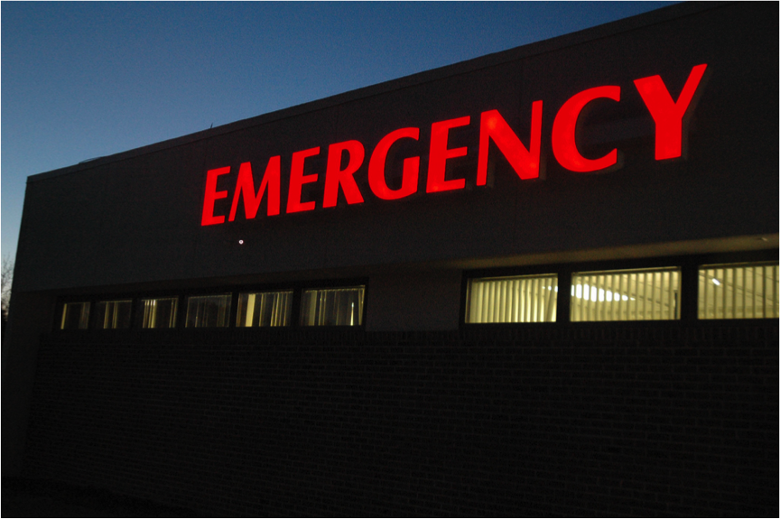 2017-03-16 Allure of the Emergency Department Featured Photo
